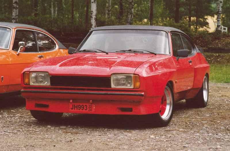 JH993 Rød Mk2 X-pack forfra-opt