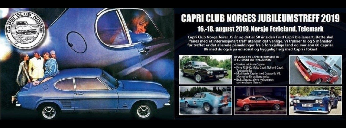 Capri Club Norge